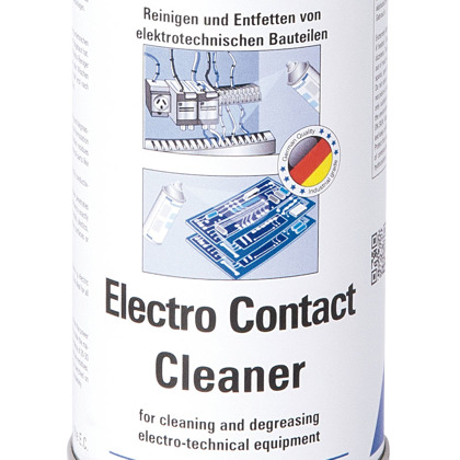 Electro Contact Cleaner 400 ml.