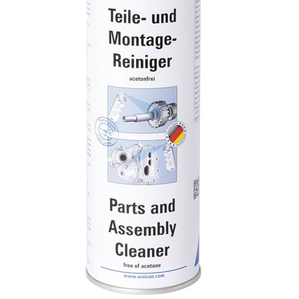 Parts & Assembly Cleaner, 400 ml WEICON